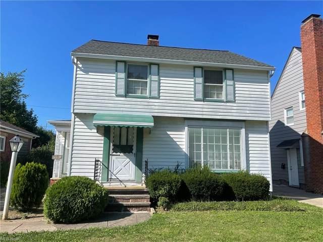 20501 Halifax Road, Warrensville Heights, OH 44122 (MLS #4309718) :: Select Properties Realty