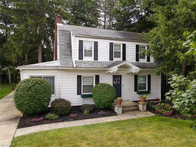 485 Avalon Avenue, Akron, OH 44320 (MLS #4309758) :: The Holden Agency