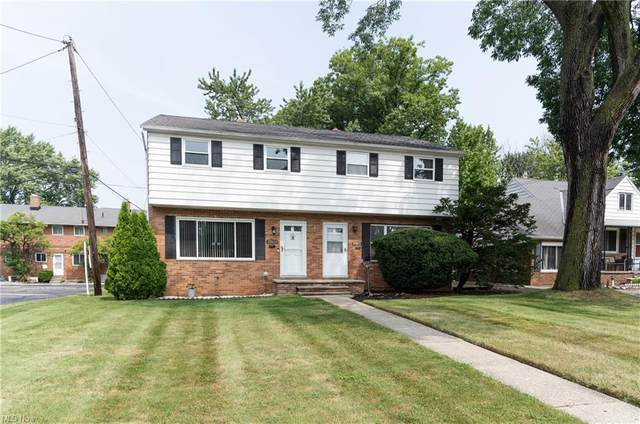 27673 Lake Shore Boulevard G12, Euclid, OH 44132 (MLS #4309984) :: The Art of Real Estate