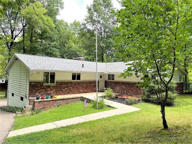 815 Timberline Drive, Akron, OH 44333 (MLS #4310064) :: The Holden Agency