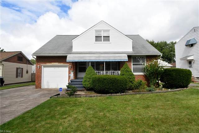 6319 Chestnut Hills Drive, Parma, OH 44129 (MLS #4310152) :: Jackson Realty