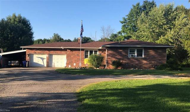 2933 State Route 82, Aurora, OH 44202 (MLS #4310234) :: The Holden Agency