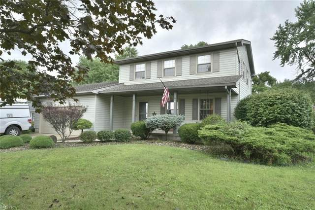 140 Runnemede Drive, Boardman, OH 44512 (MLS #4310382) :: TG Real Estate