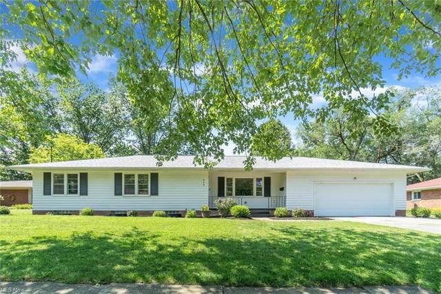 540 Auburndale Avenue, Akron, OH 44313 (MLS #4310454) :: Simply Better Realty