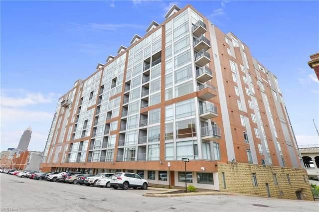2222 Detroit Avenue #803, Cleveland, OH 44113 (MLS #4310534) :: TG Real Estate
