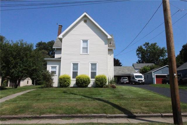 140 Pine Street, Wadsworth, OH 44281 (MLS #4310555) :: The Holden Agency