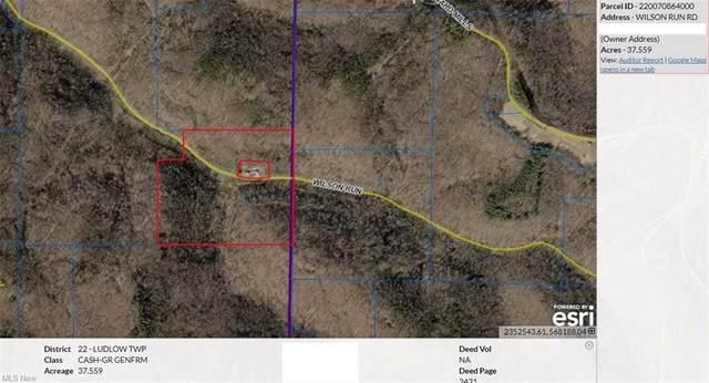 Wilson Run Road, New Matamoras, OH 45767 (MLS #4310608) :: RE/MAX Edge Realty