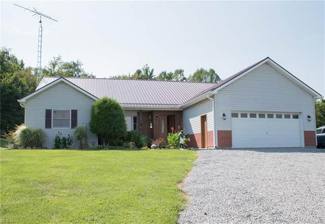 160 Township Road 301, Hammondsville, OH 43930 (MLS #4310631) :: The Holly Ritchie Team