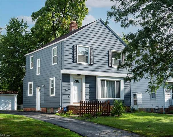 4021 Hinsdale Road, South Euclid, OH 44121 (MLS #4310735) :: TG Real Estate