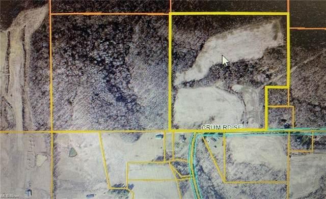 NE Crum Road, Sherrodsville, OH 44675 (MLS #4310841) :: TG Real Estate