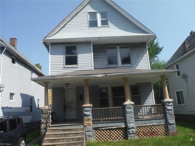 10553 Elk Avenue, Cleveland, OH 44108 (MLS #4310845) :: RE/MAX Edge Realty
