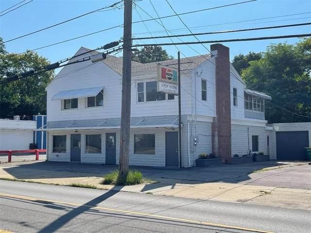 306 E Main Street, Geneva, OH 44041 (MLS #4310965) :: The Crockett Team, Howard Hanna
