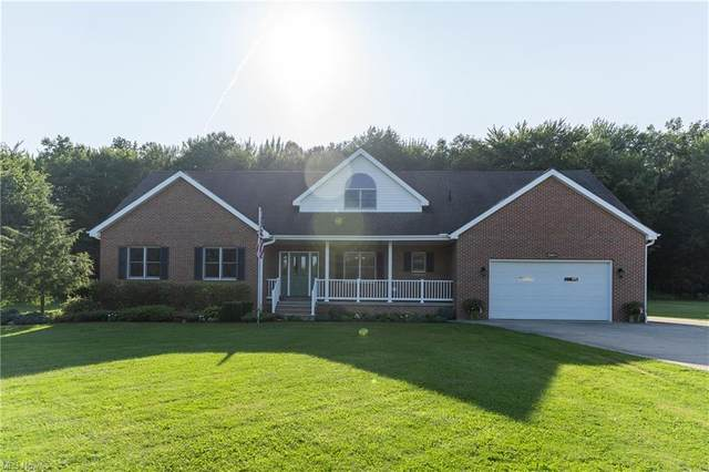 5337 State Route 534, Rome, OH 44085 (MLS #4311038) :: The Holly Ritchie Team