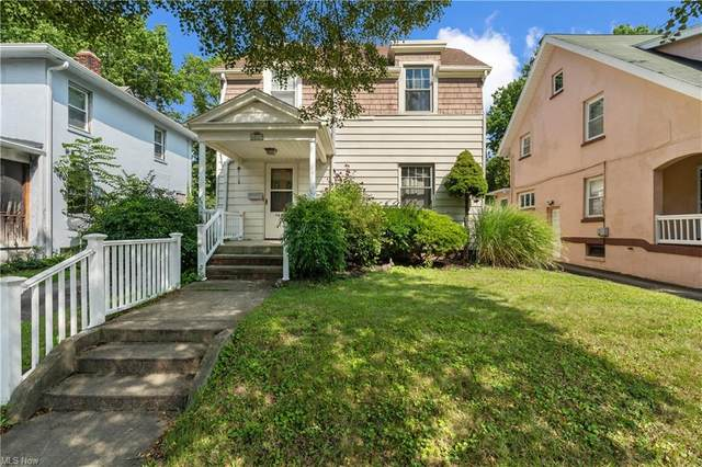 1607 Larch Street, Akron, OH 44301 (MLS #4311086) :: The Holden Agency