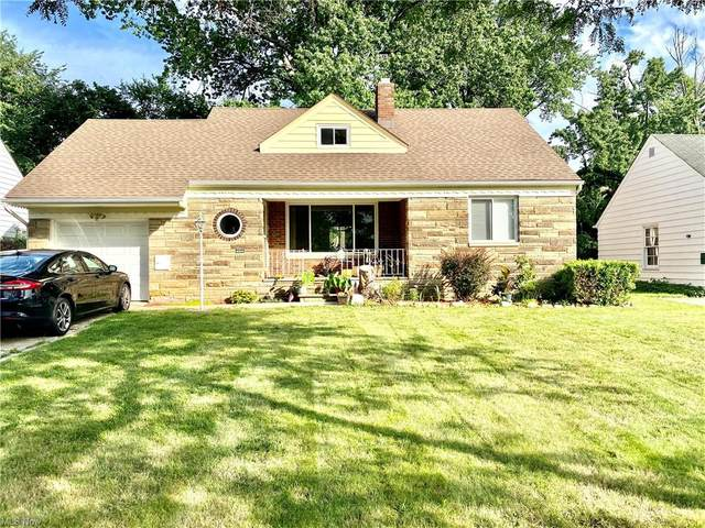 3486 Monticello Boulevard, Cleveland Heights, OH 44121 (MLS #4311116) :: The Holden Agency