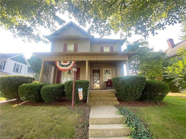 315 S 10th Street, Coshocton, OH 43812 (MLS #4311189) :: The Holden Agency