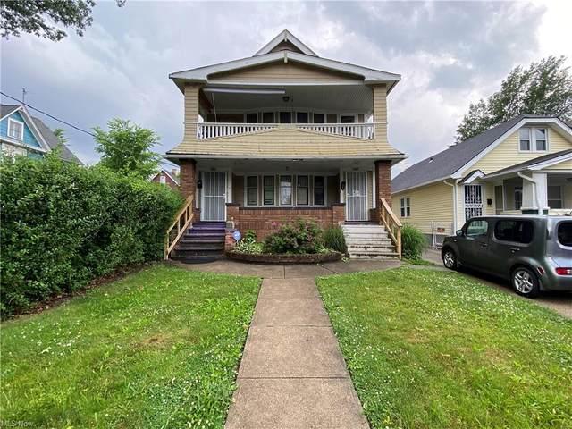 1868 Haldane Road, Cleveland, OH 44112 (MLS #4311252) :: RE/MAX Edge Realty