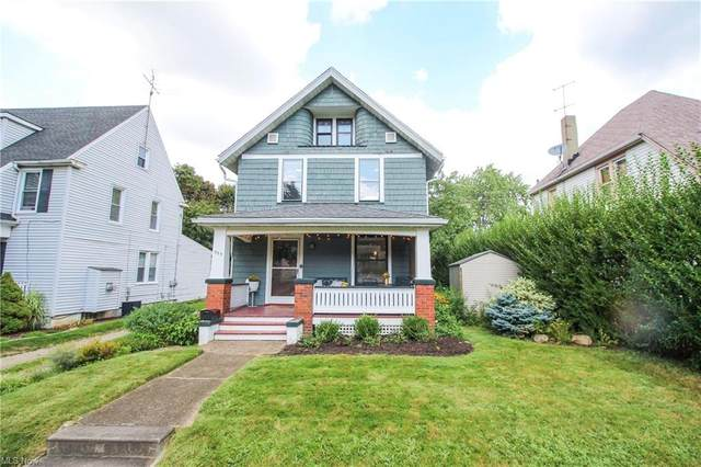 395 Lindenwood Avenue, Akron, OH 44301 (MLS #4311313) :: The Holden Agency