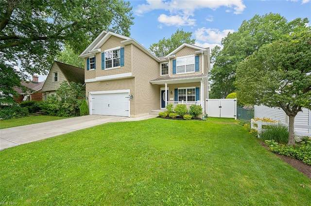 1864 Oakmount Road, South Euclid, OH 44121 (MLS #4311348) :: The Holden Agency