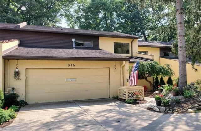 836 Hampton Ridge Drive, Akron, OH 44313 (MLS #4311352) :: The Art of Real Estate