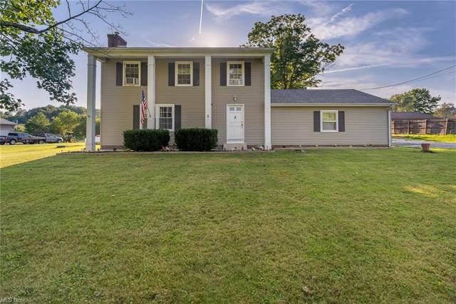 9131 Willowdale Avenue SE, Magnolia, OH 44643 (MLS #4311392) :: TG Real Estate