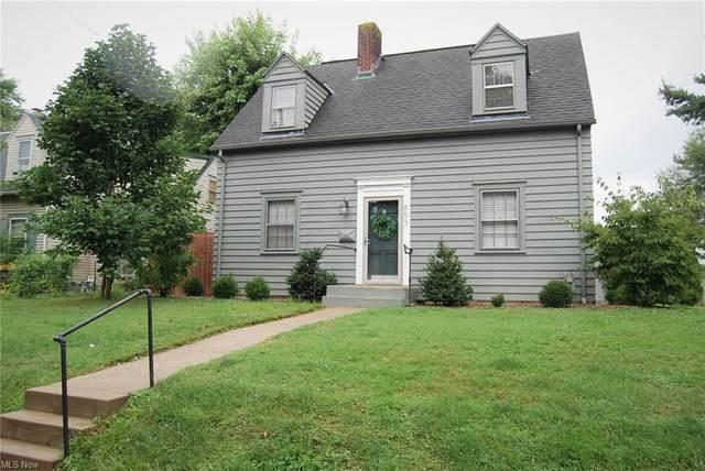 853 Larzelere Avenue, Zanesville, OH 43701 (MLS #4311577) :: Tammy Grogan and Associates at Keller Williams Chervenic Realty