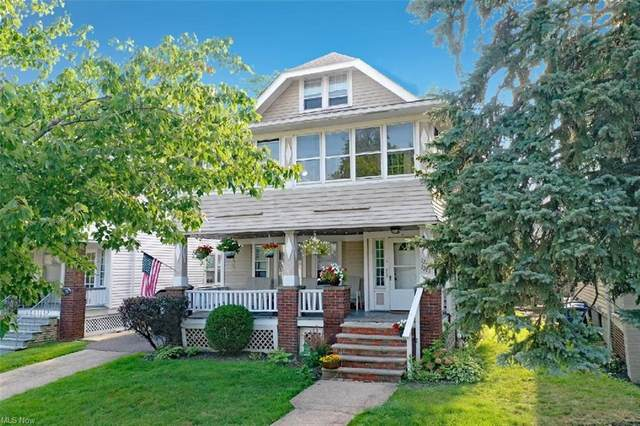 1271 Jackson Avenue, Lakewood, OH 44107 (MLS #4311582) :: The Holden Agency