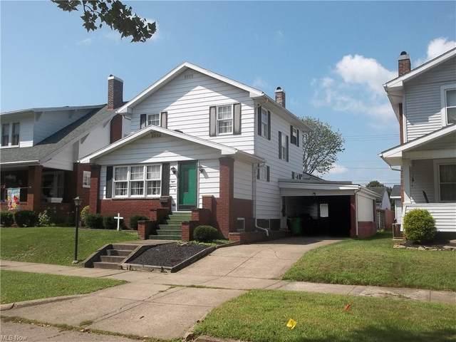818 Parrish Street, Uhrichsville, OH 44683 (MLS #4311756) :: The Kaszyca Team