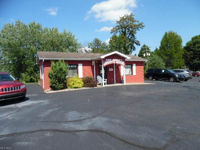314 Pike St, Marietta, OH 45750 (MLS #4311772) :: TG Real Estate