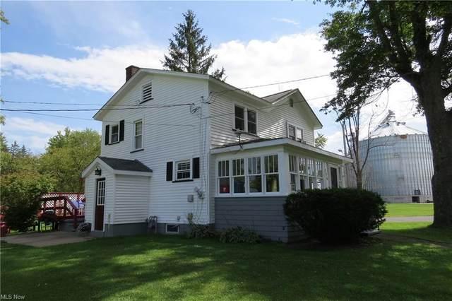 336 N Main Street, Andover, OH 44003 (MLS #4311783) :: TG Real Estate