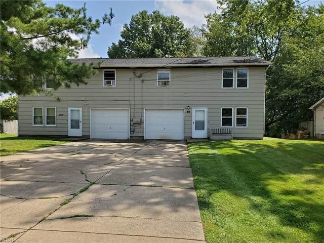 2454 Saratoga Avenue SW, Canton, OH 44706 (MLS #4311799) :: RE/MAX Edge Realty