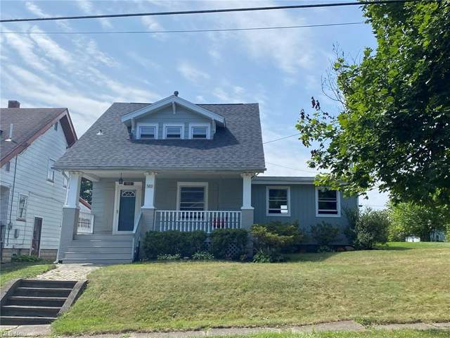 503 E Martin Street, East Palestine, OH 44413 (MLS #4311819) :: Select Properties Realty
