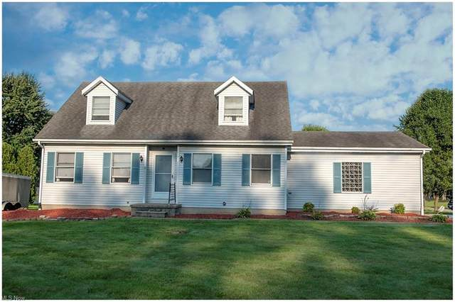 1383 Northfield Drive, Mineral Ridge, OH 44440 (MLS #4311966) :: Simply Better Realty