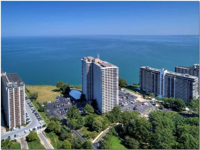12700 Lake Avenue #406, Lakewood, OH 44107 (MLS #4311993) :: RE/MAX Edge Realty