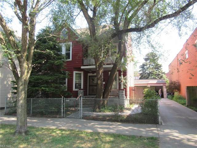 2387 Professor Avenue, Cleveland, OH 44113 (MLS #4312032) :: Simply Better Realty