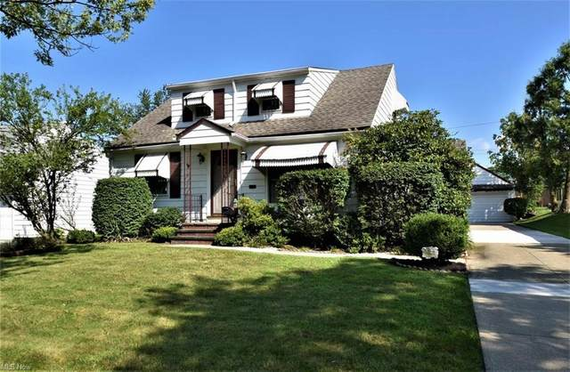 14621 James Avenue, Maple Heights, OH 44137 (MLS #4312047) :: Simply Better Realty