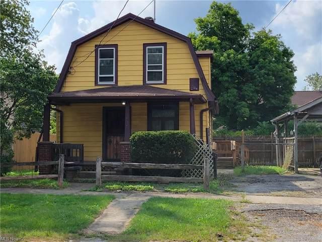 16 Charlotte Street, Painesville, OH 44077 (MLS #4312073) :: Keller Williams Chervenic Realty
