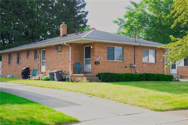 593 Baldwin Road, Akron, OH 44312 (MLS #4312161) :: Tammy Grogan and Associates at Keller Williams Chervenic Realty