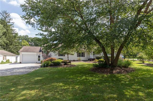 3407 Niles Carver, Mineral Ridge, OH 44440 (MLS #4312192) :: Simply Better Realty