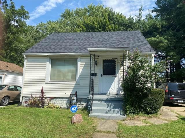 2751 Milton Street SE, Warren, OH 44484 (MLS #4312263) :: The Holden Agency