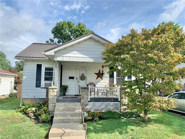 1632 Walnut Street, Coshocton, OH 43812 (MLS #4312336) :: The Holden Agency
