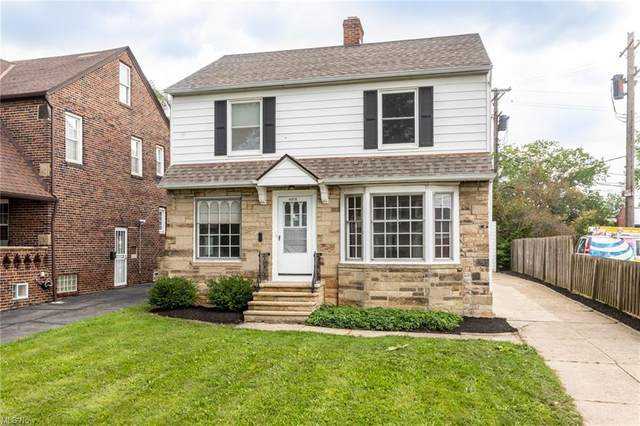 4018 Bushnell Road, University Heights, OH 44118 (MLS #4312353) :: Simply Better Realty