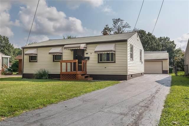 1169 E 360th Street, Eastlake, OH 44095 (MLS #4312375) :: The Holden Agency