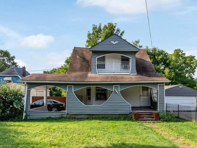 1486 Goodyear Boulevard, Akron, OH 44305 (MLS #4312420) :: The Holden Agency