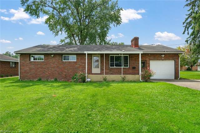 551 Edward Lane, Campbell, OH 44405 (MLS #4312445) :: Simply Better Realty