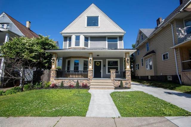 1367 W 64th Street, Cleveland, OH 44102 (MLS #4312466) :: The Holly Ritchie Team