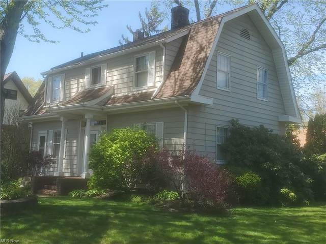 227 Crescent Drive, Akron, OH 44301 (MLS #4312522) :: The Holden Agency