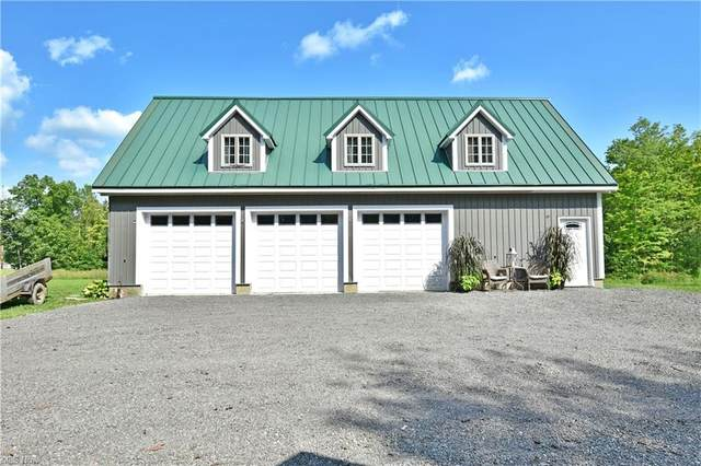 4649 State Route 305, Southington, OH 44470 (MLS #4312529) :: The Holden Agency
