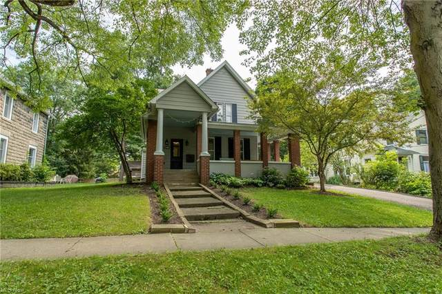 542 Park Avenue, Kent, OH 44240 (MLS #4312560) :: The Holden Agency