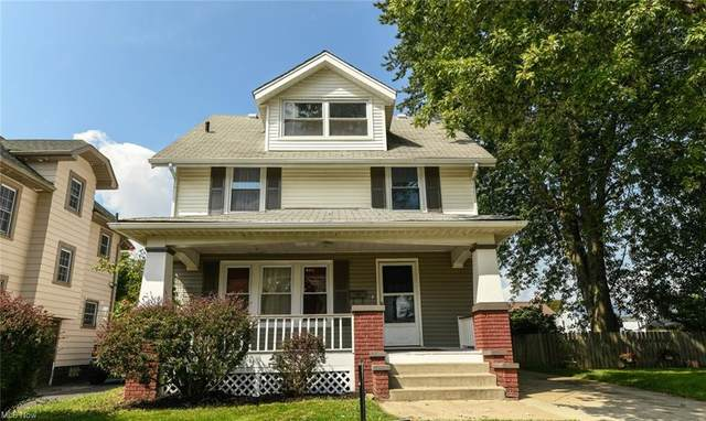 492 Patterson Avenue, Akron, OH 44310 (MLS #4312658) :: Simply Better Realty